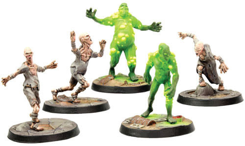 Modiphius Fallout Wasteland Warfare: Creatures- Ghouls
