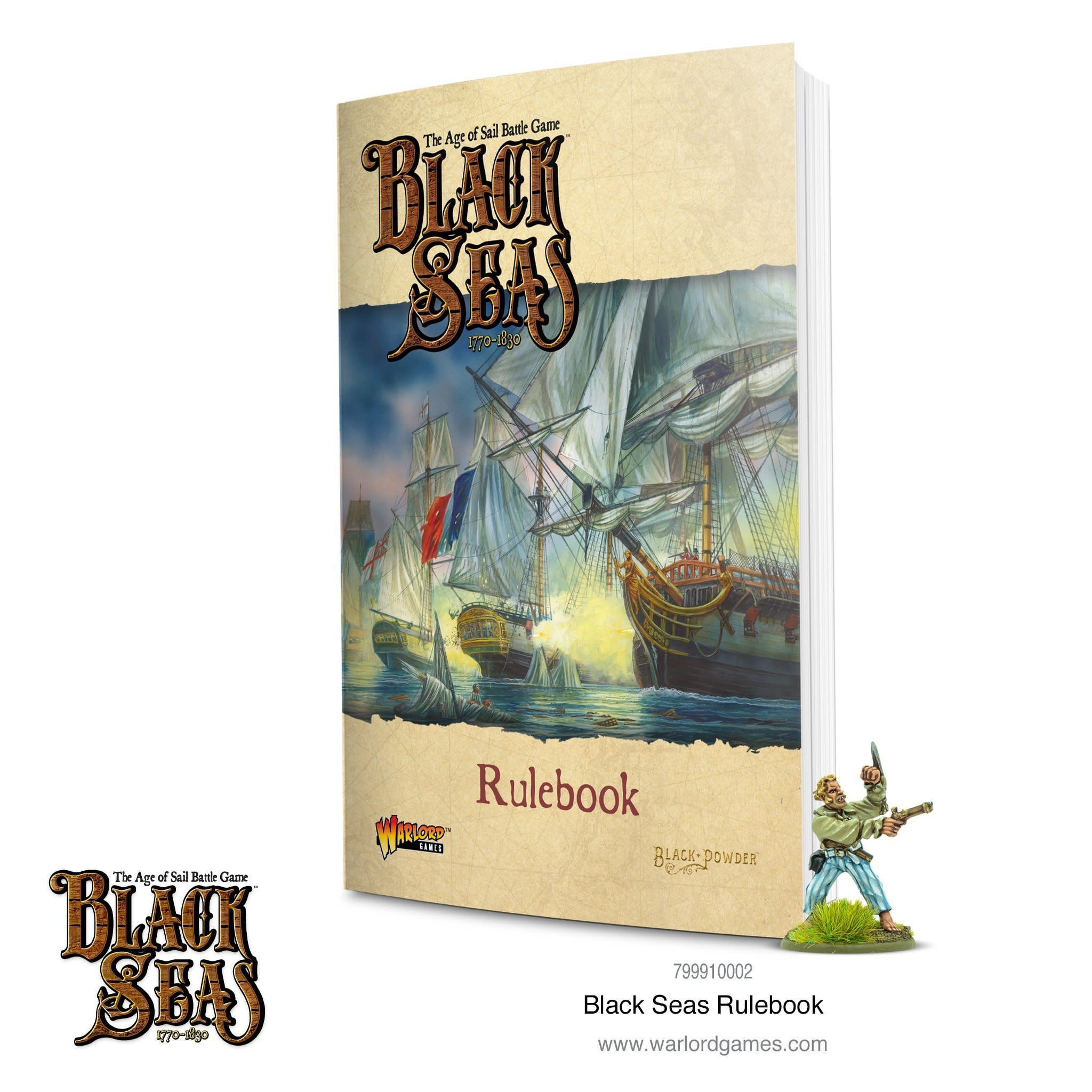 Warlord games Black Seas: Core Rulebook