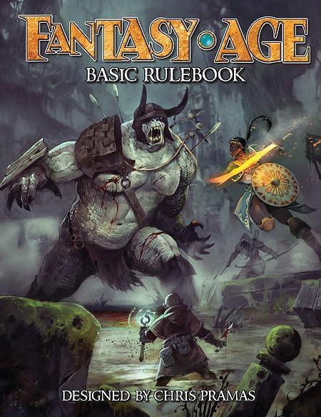 Green Ronin Publishing Fantasy AGE RPG: Basic Rulebook
