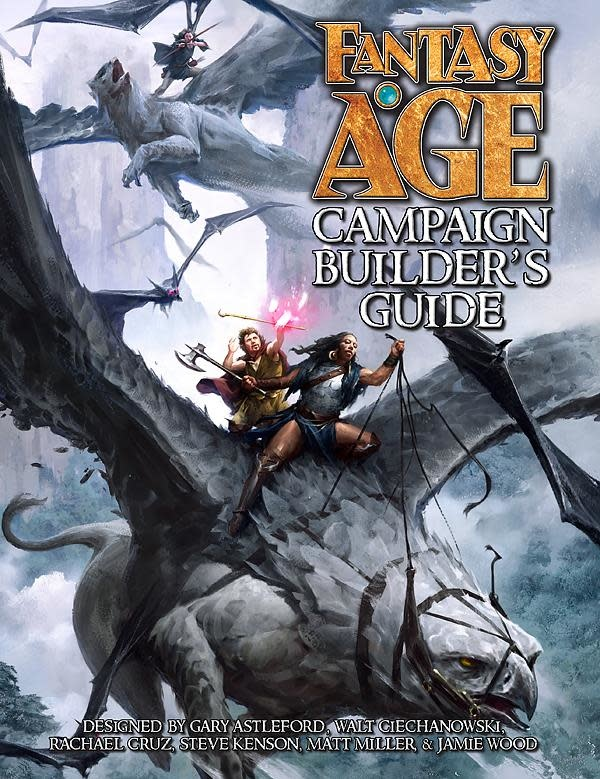 Green Ronin Publishing Fantasy Age RPG: Campaign Builders Guide