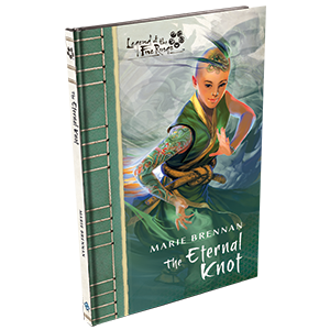 Fantasy Flight Legend of the Five Rings NOVEL: The Eternal Knot