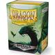 Arcane Tinmen Dragon Shields: (100) Matte, Emerald