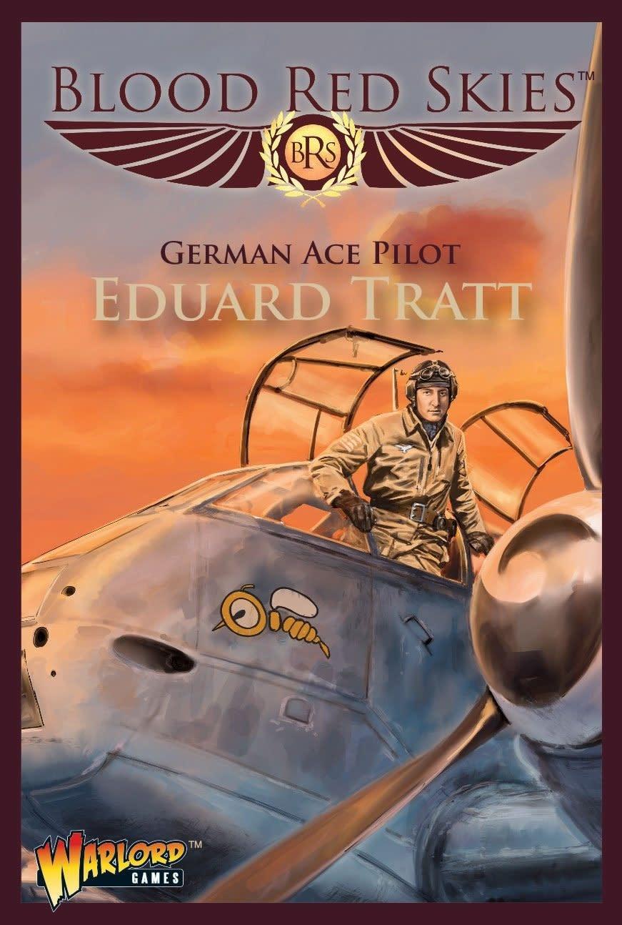 Warlord games Blood Red Skies: German Ace Pilot Eduard Tratt