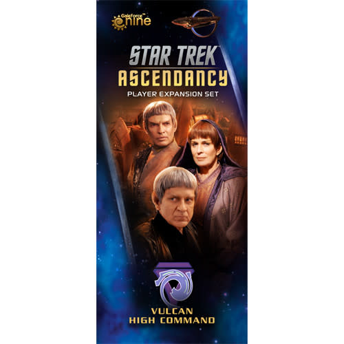 Gale Force Nine Star Trek Ascendancy: Vulcan High Command