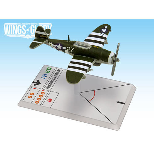 Ares Wings of Glory: Republic P-47D Thunderbolt (mohrle)