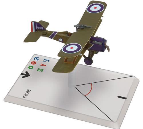 Ares Wings of Glory: RAF SE.5 (Bishop)