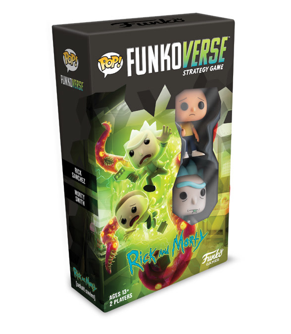 Funko Games Funkoverse: Rick and Morty