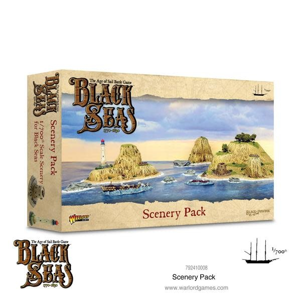 Warlord games Black Seas: Scenery Pack