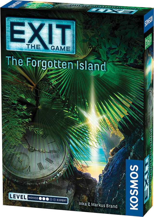 Kosmos EXIT: The Forgotten Island