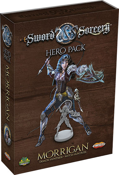 Ares Sword & Sorcery: Morrigan Hero Pack