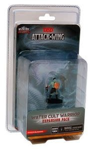 Wizkids D&D Attack Wing: Water Cult Warrior Expansion Pack
