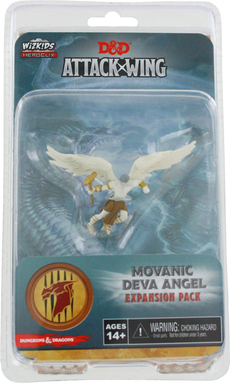 Wizkids D&D Attack Wing: Movanic Deva Angel Expansion