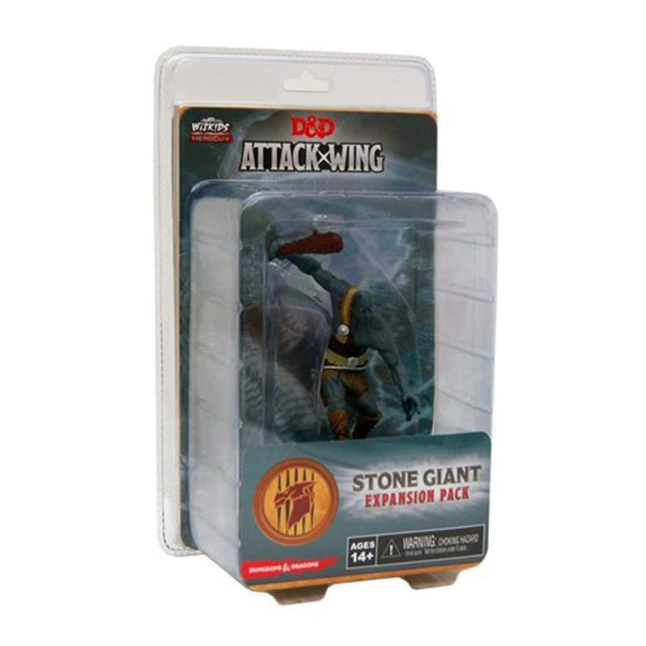 Wizkids D&D Attack Wing: Stone Giant Elder Expansion