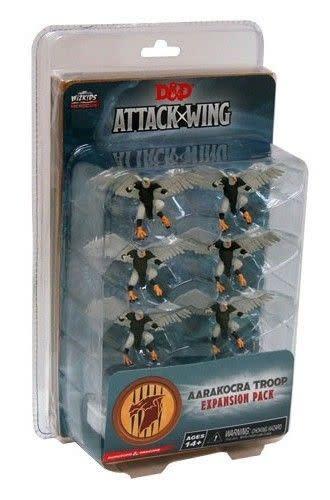 Wizkids D&D Attack Wing: Aarakocra Expansion