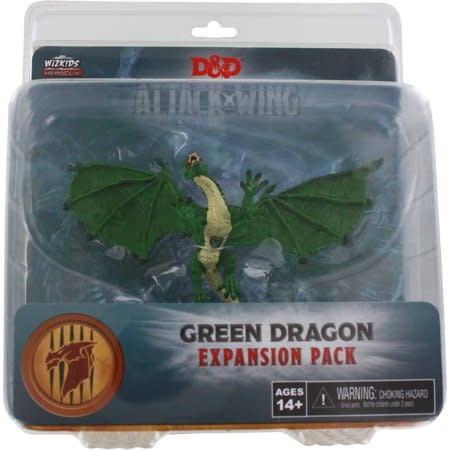 Wizkids D&D Attack Wing: Green Dragon Expansion Pack