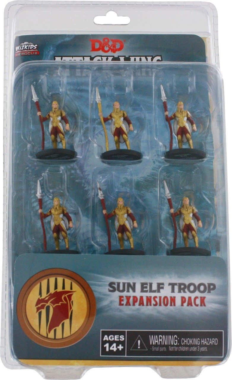 Wizkids D&D Attack Wing: Sun Elf Wizard Expansion Pack