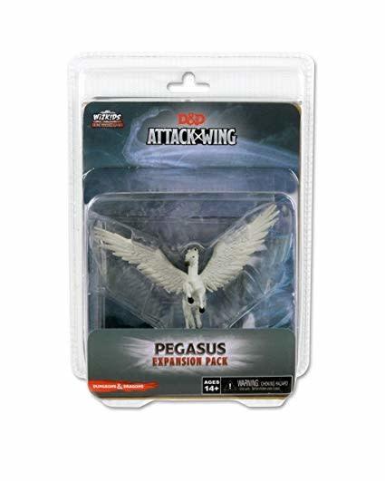 Wizkids D&D Attack Wing: Pegasus Expansion Pack