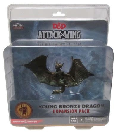 Wizkids D&D Attack Wing: Young Bronze Expansion Pack
