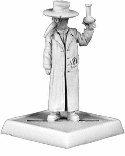 Reaper Mini Reaper Pathfinder Miniature: Plague Doctor