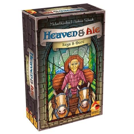 Eggertspiele Heaven & Ale: Kegs & More