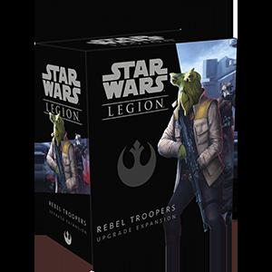 Fantasy Flight Star Wars Legion: Rebel Troopers Upgrade