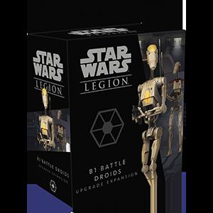 Fantasy Flight Star Wars Legion: B1 Battle Droids Upgrade Exp