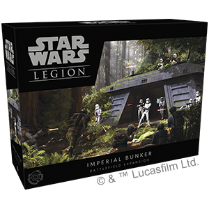 Fantasy Flight Star Wars Legion: Imperial Bunker