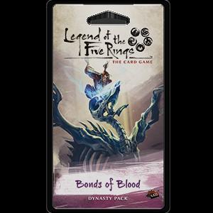 Fantasy Flight Legend of the Five Rings LCG: Bonds of Blood
