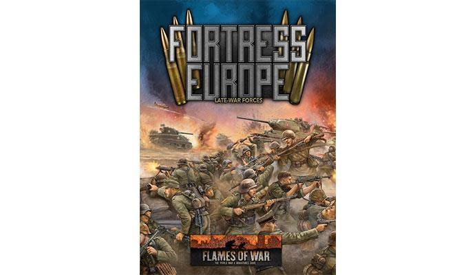Flames of War Flames of War Book: Fortress Europe (late war)