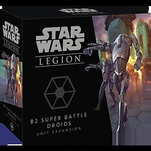 Fantasy Flight Star Wars Legion: B2 Super Battle Droids