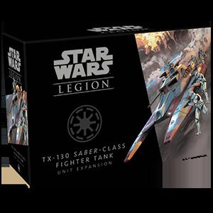 Fantasy Flight Star Wars Legion: TX-130 Saber-Class Fighter Tank