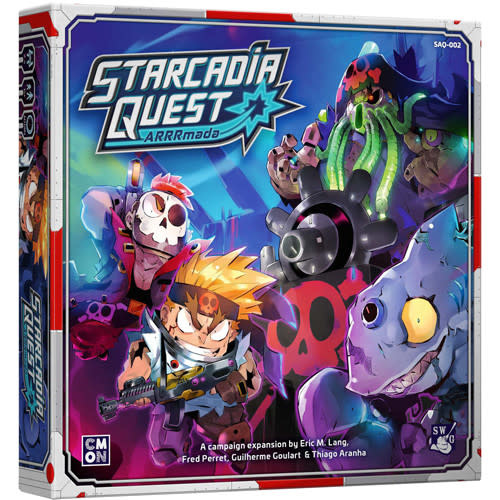 CMON Starcadia Quest: Arrrmada