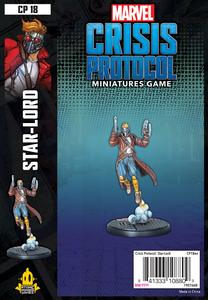 Atomic Mass Games Marvel Crisis Protocol: Star- Lord