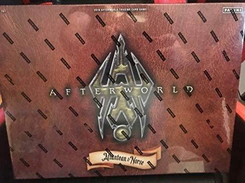 Panini Afterworld Egyptian & Japanese starter set