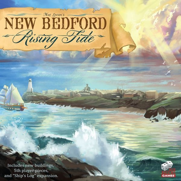 Dice Hate Me Games New Bedford: Rising Side