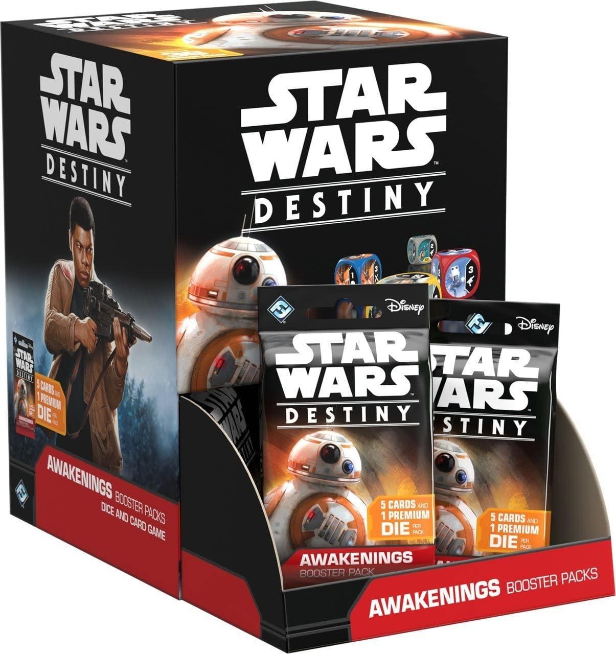 Fantasy Flight Star wars Destiny: Awakenings FULL BOX