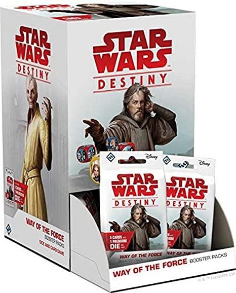 Fantasy Flight Star Wars Destiny: Way of the force FULL BOX