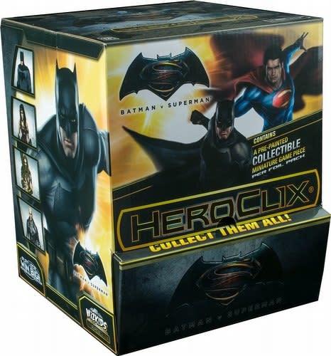 Wizkids DC Heroclix: Batman v Superman booster