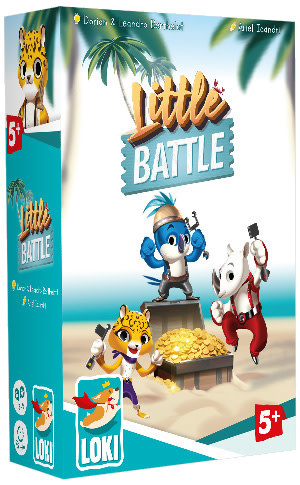 Loki Little Battle