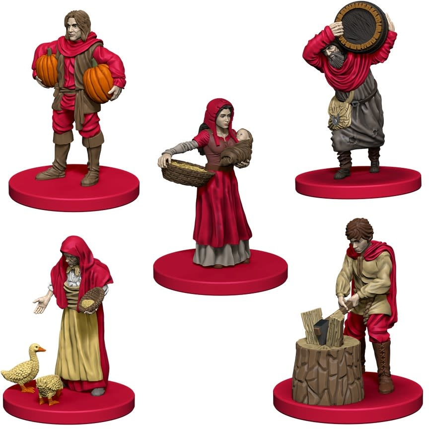 Mayfair Agricola: Red Exp