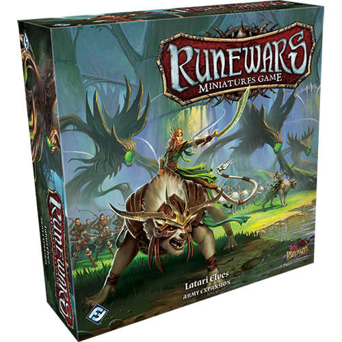Fantasy Flight Runewars: Latari Elves