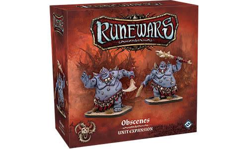 Fantasy Flight Runewars: Obscenes