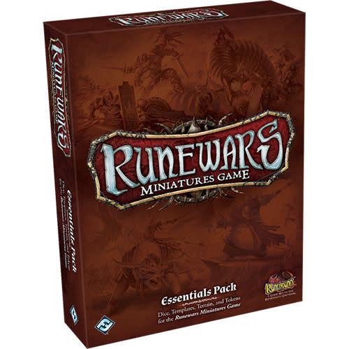 Fantasy Flight Runewars: The Miniatures Game - Essentials Pack
