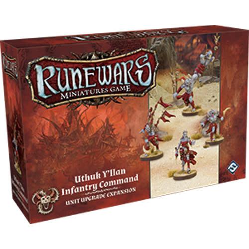 Fantasy Flight Runewars: Uthuk Y'llan Infantry Command