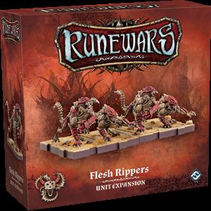 Fantasy Flight Runewars: Flesh Rippers Unit