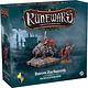 Fantasy Flight Runewars Baron Zachareth Hero Expansion