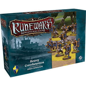 Fantasy Flight Runewars: Heavy Crossbowmen