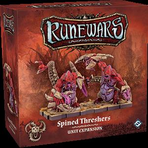 Fantasy Flight Runewars: Spined Threshers Unit