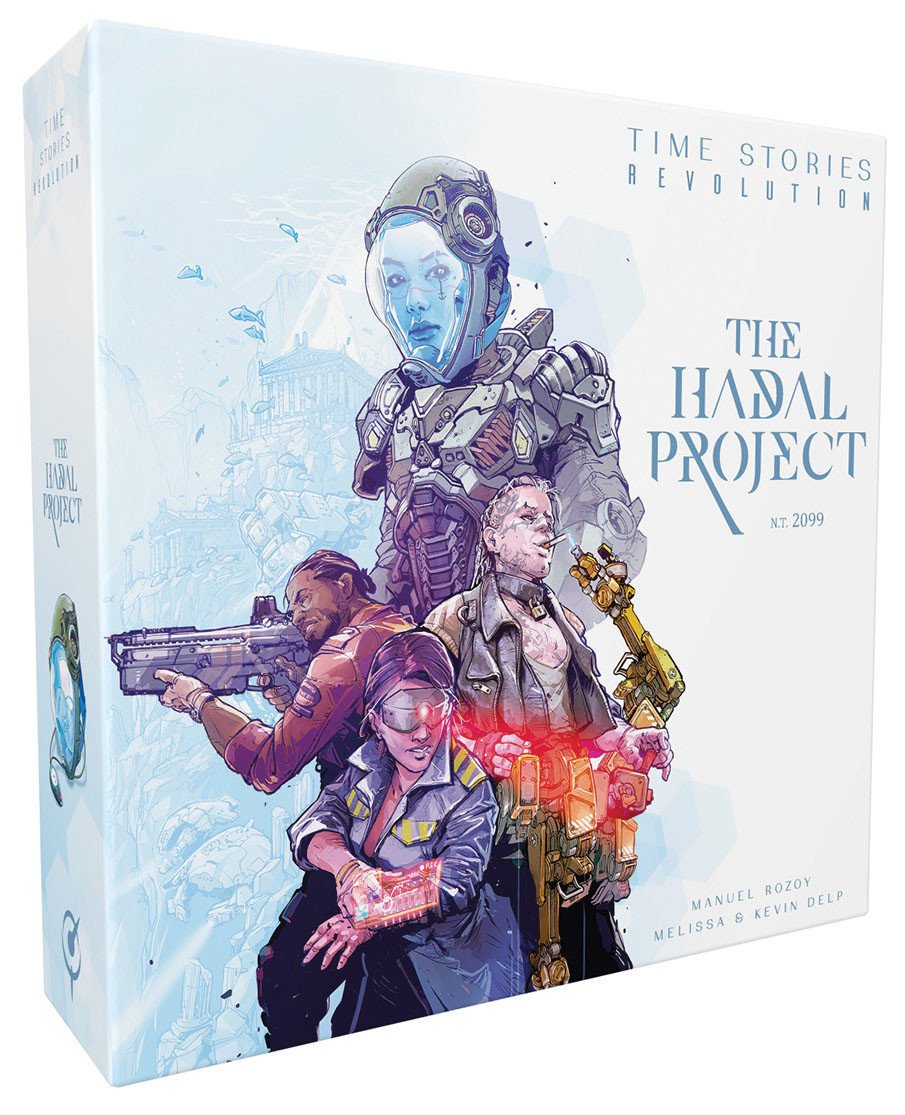 Space Cowboys Time Stories Revolution: The Hadal Project