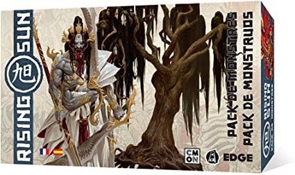 CMON Rising Sun: Monster Pack